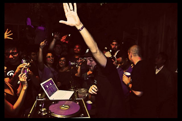 dj day at the do over los anegles