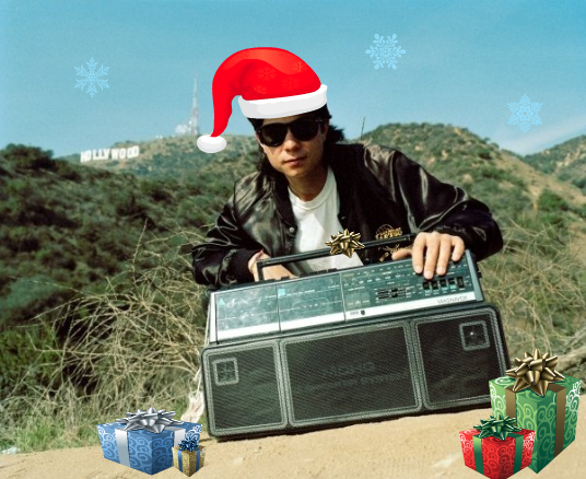 Merry Christmas from DJ Alf Alpha