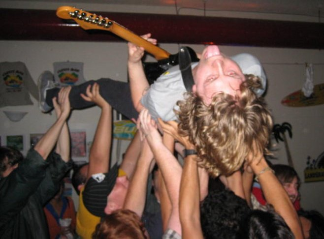 Ty Segall band pic