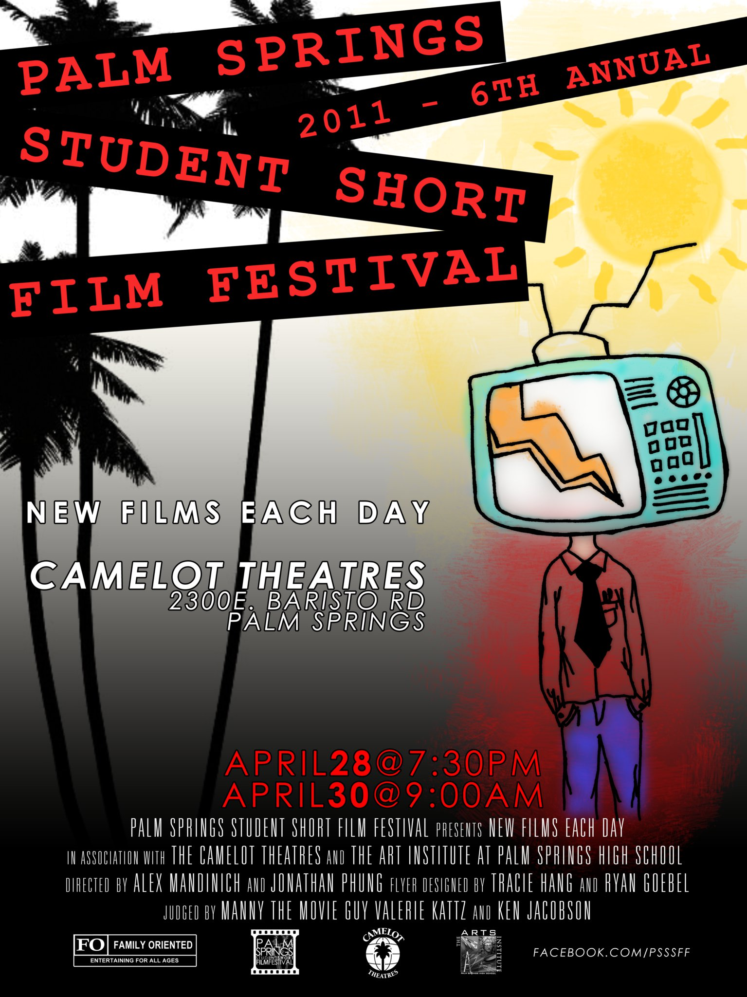 palm springs student short film festival 1