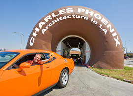 Charles Phoenix: Architecture in Los Angeles