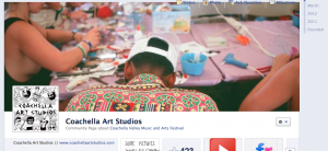 coachella art studios Facebook