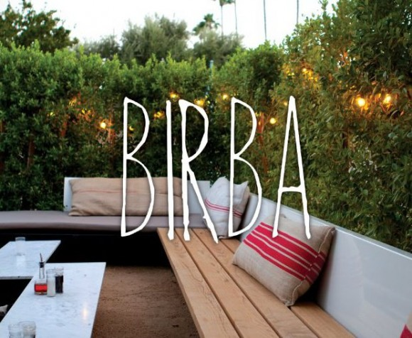 birba palm springs, ca