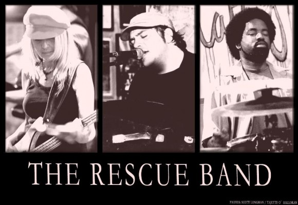 the rescue band