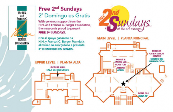 free 2nd sundays at palm springs art museum