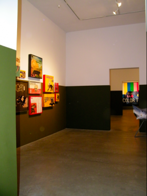 Date Farmers at Ace Gallery in Los Angeles, photo by Sarah Scheideman