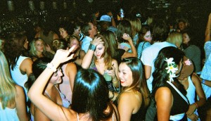 world famous dance and craft party at ace hotel with alf alpha and the coachella valley art scene