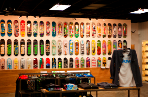 Epidemic Skateboard Shop in Palm Desert, CA