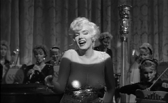 o Billy Wilder Some Like It Hot Marilyn Monroe 11152