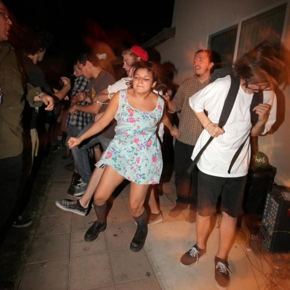 Indio, CA punk scene photographed by Ken Foto