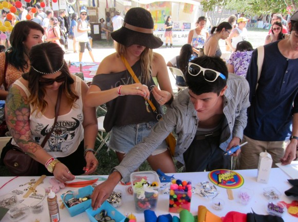 FYF Fest presents #CraftFYF brought to you by The CV Art Scene