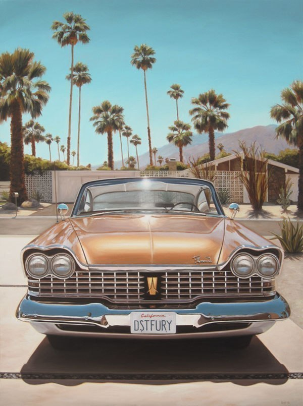Classic Car Show The Coachella Valley Art Scene Cultivating A - Palm springs classic car show