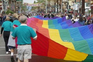 palm springs gay pride festival