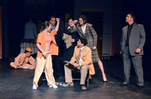 Legally Blonde at Palm Canyon Theater, photo via Facebook