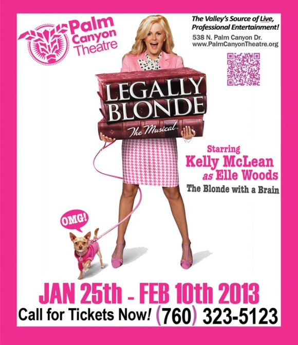 legally blonde theater
