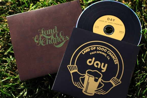 DJ Day Land of 1000 Chances CD