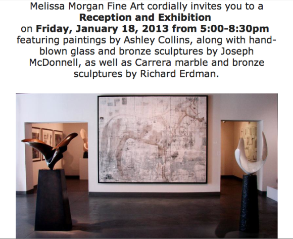 Melissa Morgan Fine Art gallery palm desert