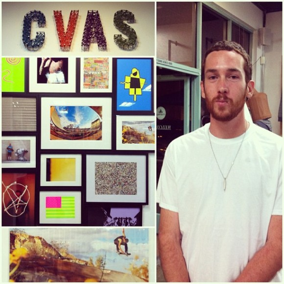 Jared Huss for The Coachella Valley Art Scene