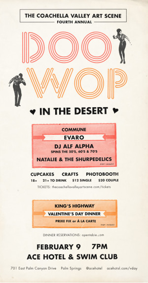 Doo Wop in the Desert 2013