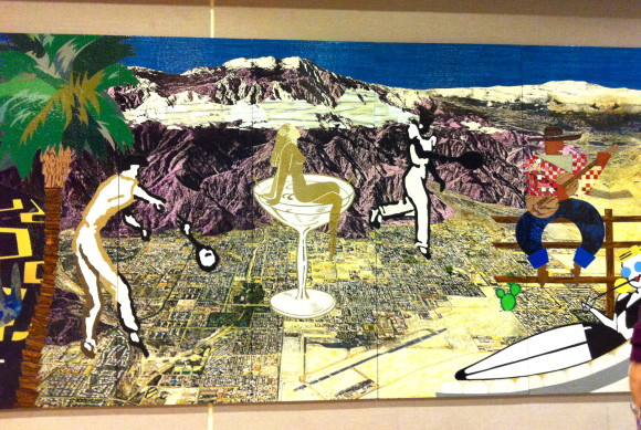 Palm Springs Fine Art Fair at the Palm Springs Convention Center