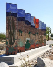 city of palm desert art