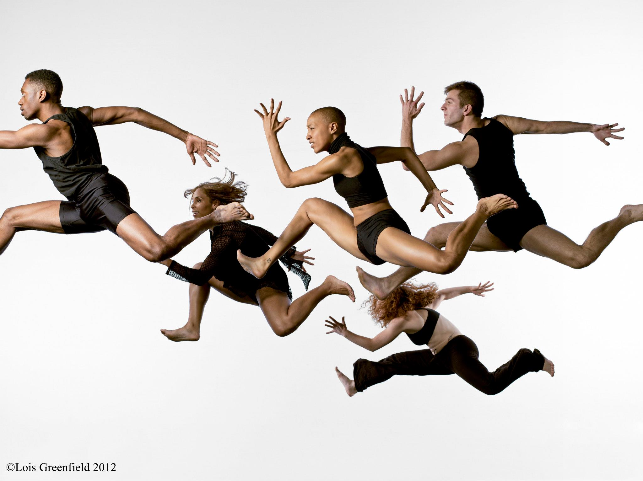 la contemporary dance company