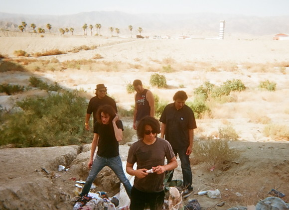 town troubles, indio band photographed by sarah scheideman for the coachella valley art scene