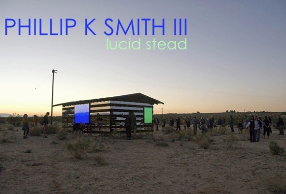 Lucid Stead by Phillip K Smith III in Joshua Tree 14