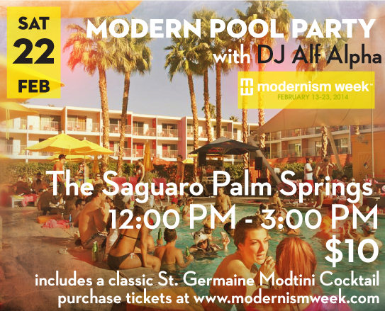 alf alpha at saguaro pool party in palm springs