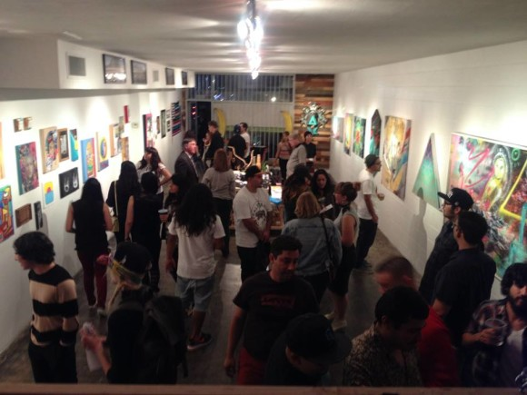 colors art show at the coachella valley art scene