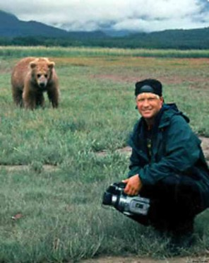 grizzly man film