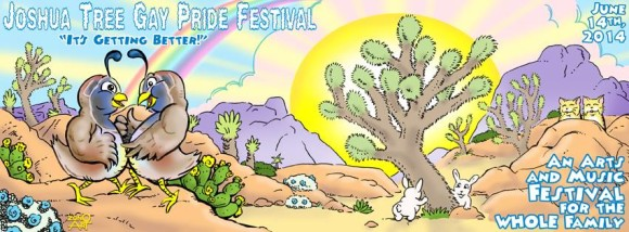 joshua tree gay pride festival