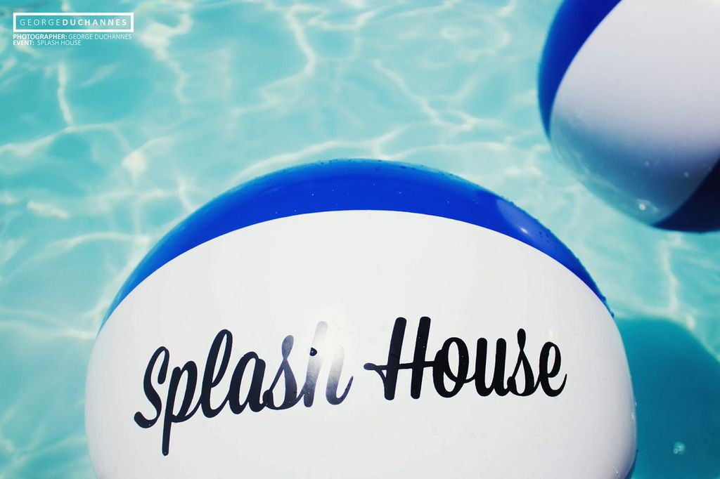 splash house palm springs summer pool party