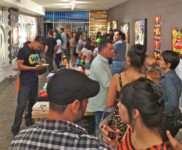 the coachella valley art scene gallery  presents sofia enriquez and jenn stern