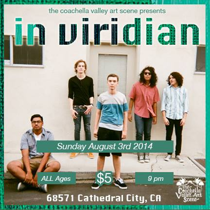 in viridian band