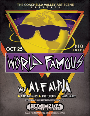 World-Famous-Party-with-Alf-Alpha-&-The-Coachella-Valley-Art-Scene-at-Hacienda-Beach-Club---Oct-2014-