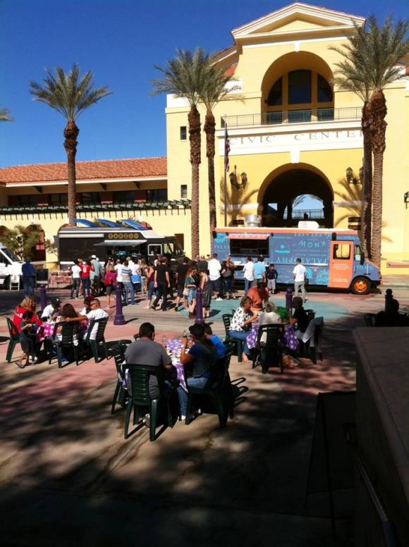 cathedral city food truck festival