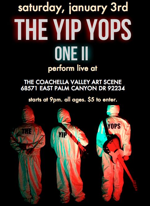 the yip tops live