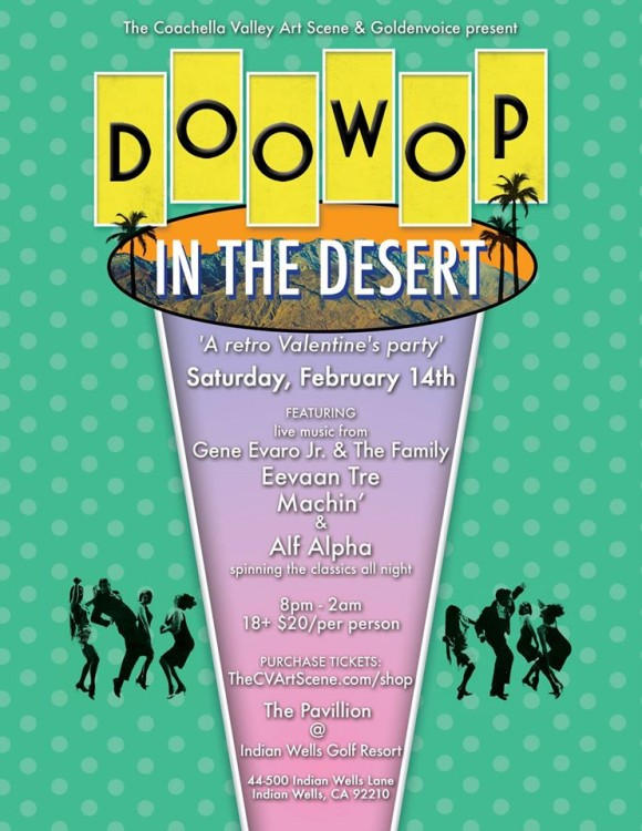 doo wop in the desert