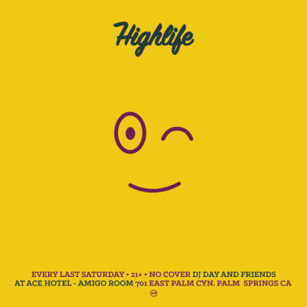 highlife with DJ DAY