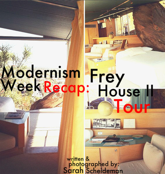 Modernism Week - Frey HouseII Tour by SarahScheideman