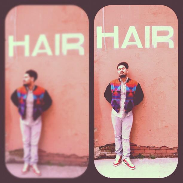 Richard Carrasco hair Style