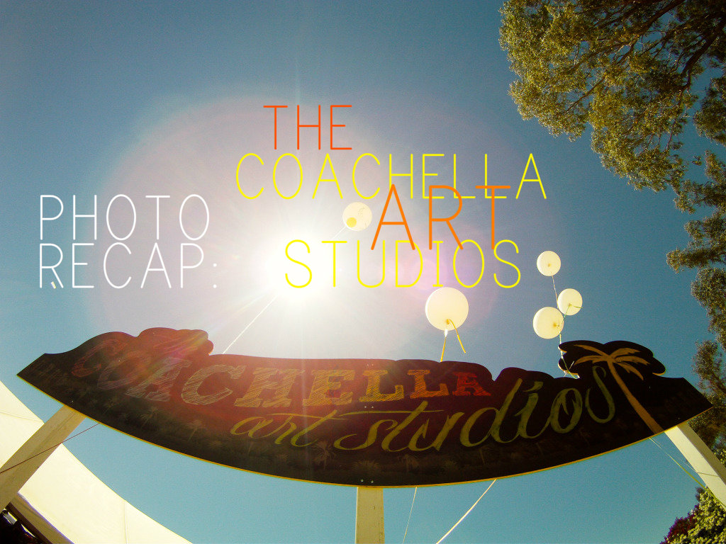 coachella art studios at the coachella valley music and arts festival 2012