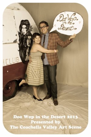 Doo Wop in the Desert at the Ace Hotel in Palm Springs by The Coachella Valley Art Scene